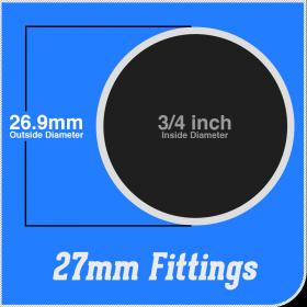 27mm Fittings